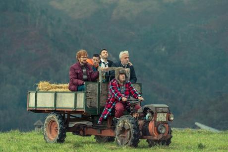 A todo tren. Destino Asturias, Torrente y los niños se van de viaje