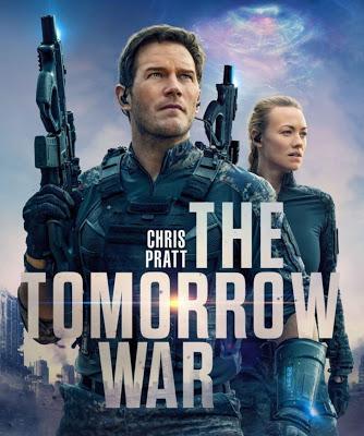 La guerra del mañana. The Tomorrow War.- Nos vamos al cine y en cartelera tenemos la película.-