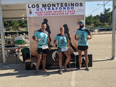 I Los Montesinos Backyard Ultra