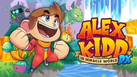 Impresiones con Alex Kidd in Miracle World DX; pura esencia ochobitera para los amantes del reto de toda la vida