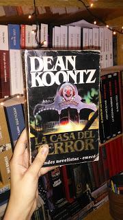 Reseña: La casa del terror de Dean Koontz