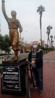 MUJERES PROTAGONISTAS EN EL BICENTENARIO DEL PERÚ. Paseo de las Patricias en Pueblo Libre