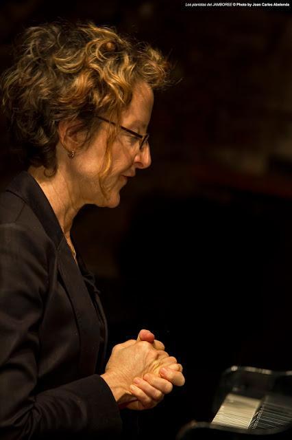 FOTO-Los pianistas del JAMBOREE-MYRA MELDFORD