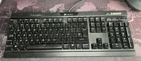 Desconecta tu teclado antes de limpiar