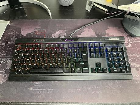 Como limpiar un teclado mecanico antes de empezar