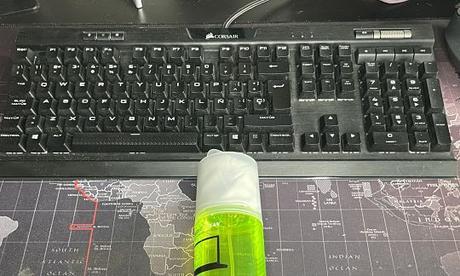 Limpia pantallas para limpiar teclados