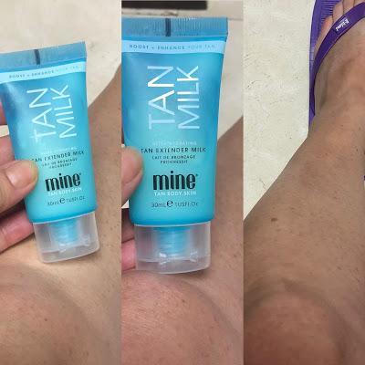 Leche bronceadora Boost & Enhance de Minetan