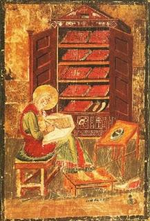 Profeta, escriba y celoso restaurador.