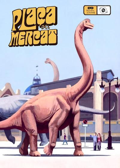 Plaça del Mercat after Mark Hallett