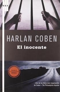 Reseña   El inocente ~ Harlan Coben