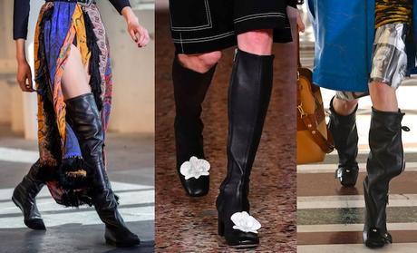 botas altas moda invierno 2021
