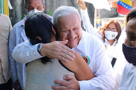 """Bernabé Gutiérrez: """"AD tiene el 85% del padrón electoral listo para las megaelecciones"""""""