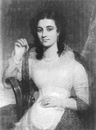 Josefa Aristeguieta,Venezuela,idependencia de Venezuela,Simón Bolívar,prima de Bolívar, mujer de Gregor MacGregor,Poyais