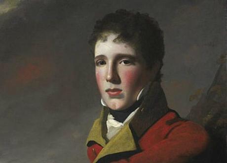 Gregor MacGregor, 1786-1845,escocia,Guerra Independencia españa,tropas inglesas,Wellington,caballería,Poyais