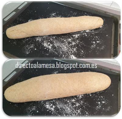 Pan de espelta (100 % integral)