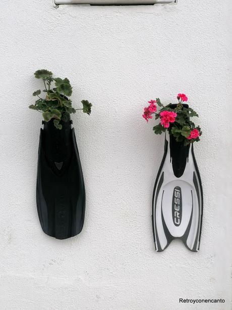 ¿Dónde ponemos las flores, cariño?