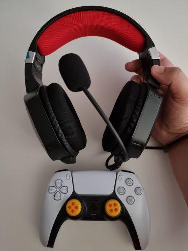 Trust GXT 323 Carus, análisis de los cascos más gaming de la marca