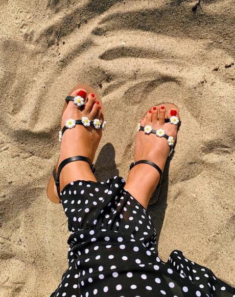 10 diy para tunear sandalias