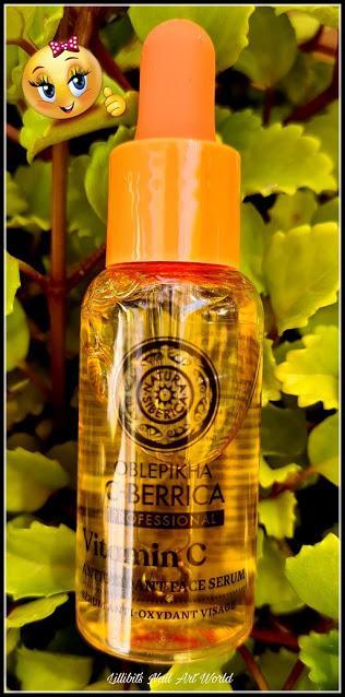 I like... Vitamin C Antioxidant Face Serum de Oblepikha C-Berrica Professional