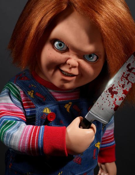 Teaser promo, imagen promocional y fecha de estreno de 'Chucky', la nueva serie de terror del canal SyFy y USA Network.
