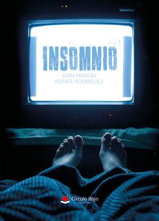 (Reseña) Insomnio by Juan Manuel Peñate Rodríguez