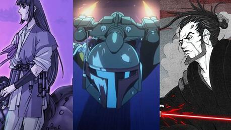 Star Wars Visions: serie de anime