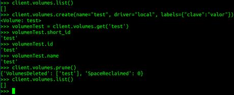 Cómo controlar Docker desde tus scripts en Python – Parte 2 de 2.