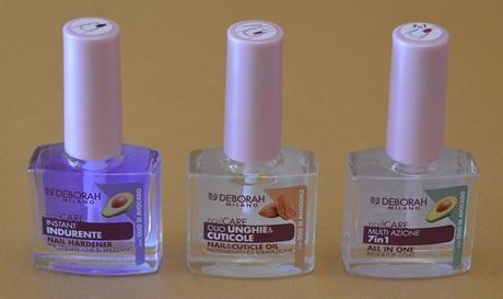 Las nuevas propuestas de DEBORAH MILANO - productos para las uñas y para las cejas