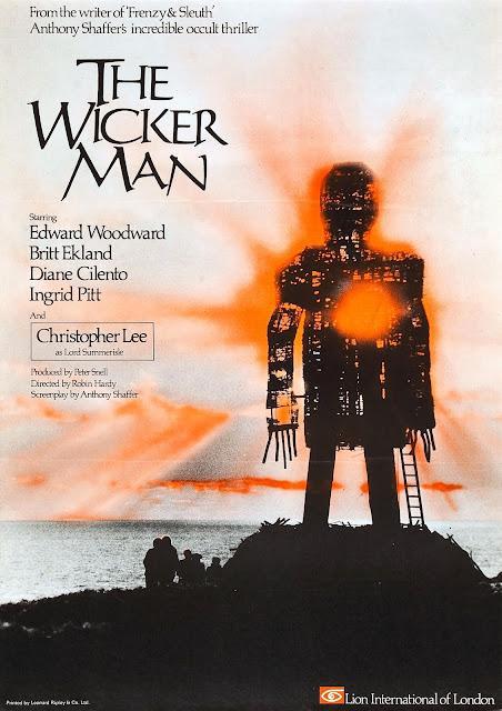 Opinión: El hombre de mimbre 1973