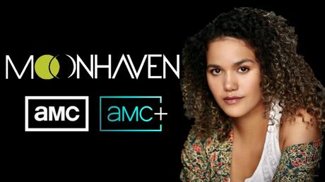 Emma McDonald será la protagonista de 'Moonhaven', la nueva serie de ciencia ficción de AMC.