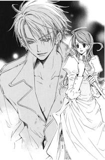 Hakushaku to yôsei #1. Es un villano refinado, de Mizue Tani
