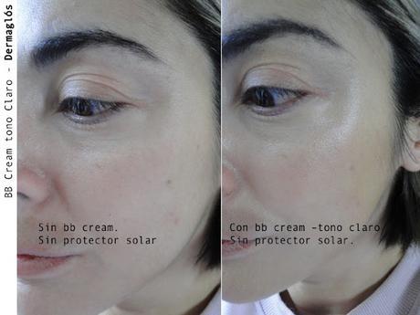 BB cream y CC cream Dermaglós, cuidado de la piel a precio amigo.