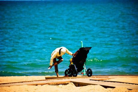 Tips para disfrutar del mar con tu bebé