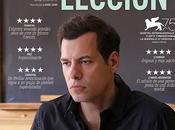 (Cine) última lección (Francia, 2018)