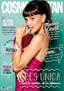 Revista Cosmopolitan julio y agosto 2021 #cosmopolitan