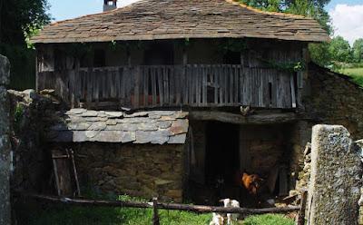 Las formas y materiales de la arquitectura tradicional sanabresa
