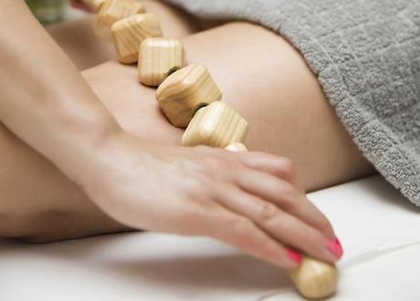 Probamos el tratamiento corporal del momento: la maderoterapia
