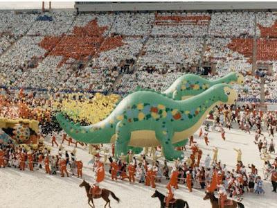 Dinosaurios en las Olimpiadas