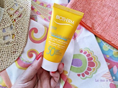 protección solar facial solares sol skincare belleza beauty sunprotect eucerin biotherm suntique clarins avène collistar p20 tahe