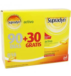 Supradyn Activo Pack Ahorro 120 comprimidos Oferta