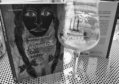 Ojos azules - Toni Morrison. Club de lectura
