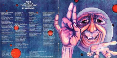 """King Crimson. """"21st Century Schizoid Man"""""""