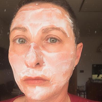 Peeling Mask de Aceite de Argán. Douglas Naturals