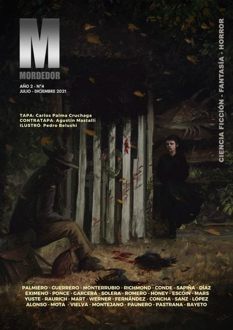 Revista Mordedor nº 4