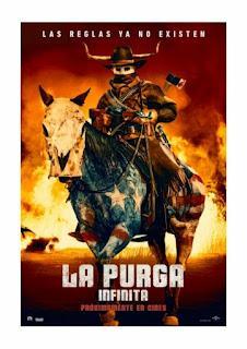 LA PURGA: INFINITA (The Forever Purge)