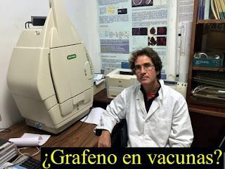 ¿Hay Grafeno en vacunas Covid-19?