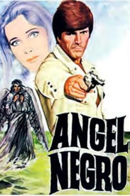 ÁNGEL NEGRO (España, México, Colombia; 1977) Intriga, Erótico, Melodrama, Policíaco