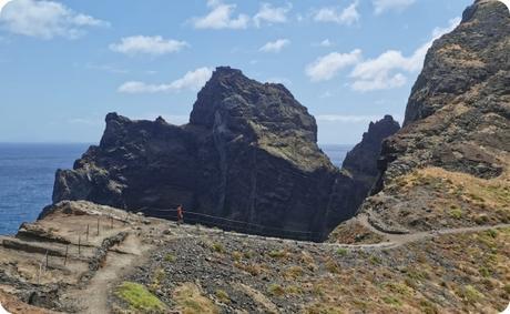 Ponta De Sao lourenco