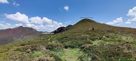 Caminos al Miravalles. Alternativa por Pina Neira