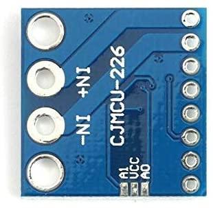 Monitorización de consumo energético en CC con el sensor INA226